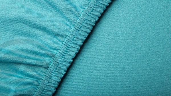Spannbetttuch Bella Donna Jersey Detail